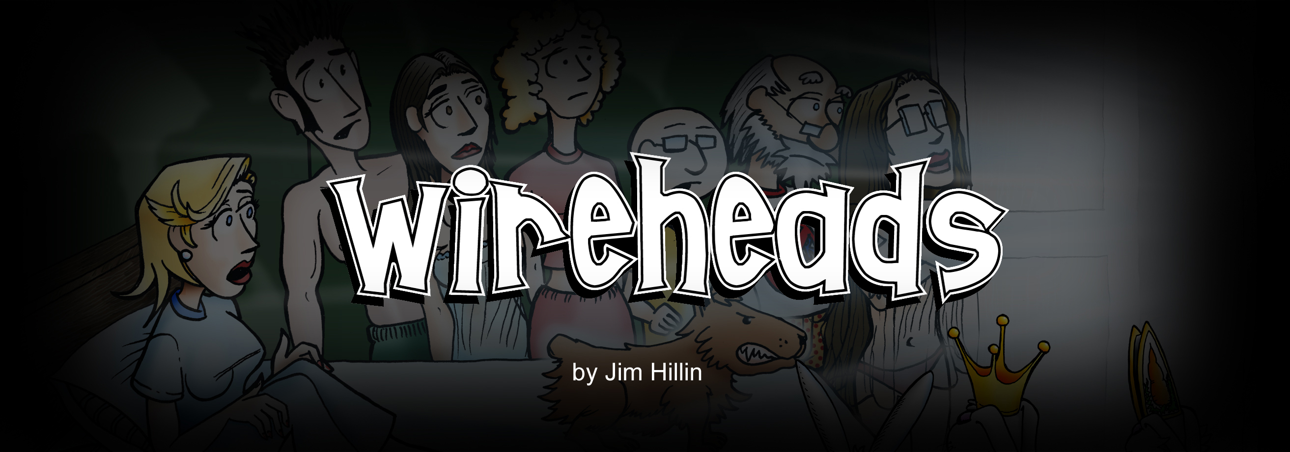 wire-heads' logo
